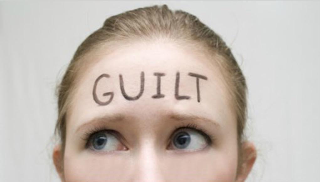 Wat te doen met dat eeuwige schuldgevoel…