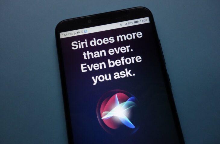 Ik lijk Siri wel!